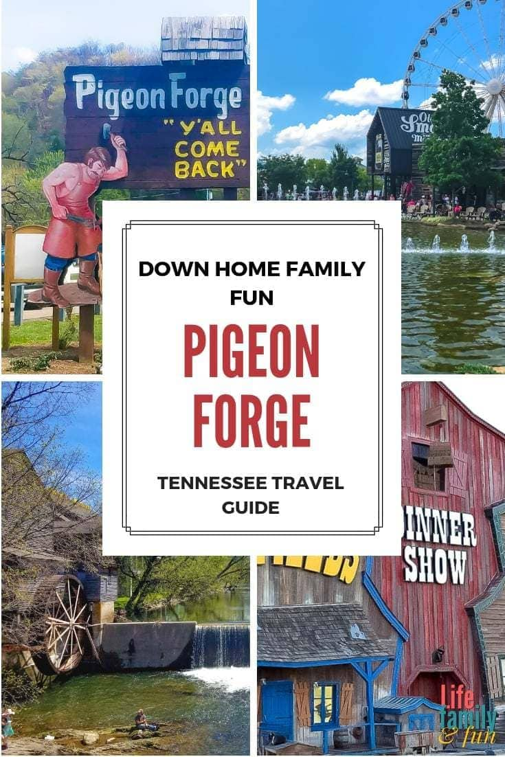 pigeon forge tennessee vacations