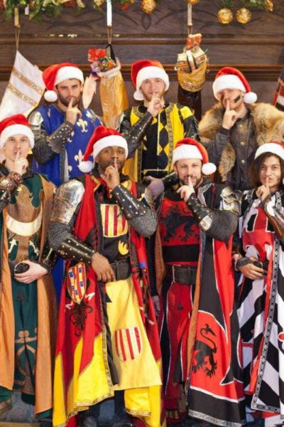 12 Days of Christmas at Medieval Times Dinner Show in Atlanta