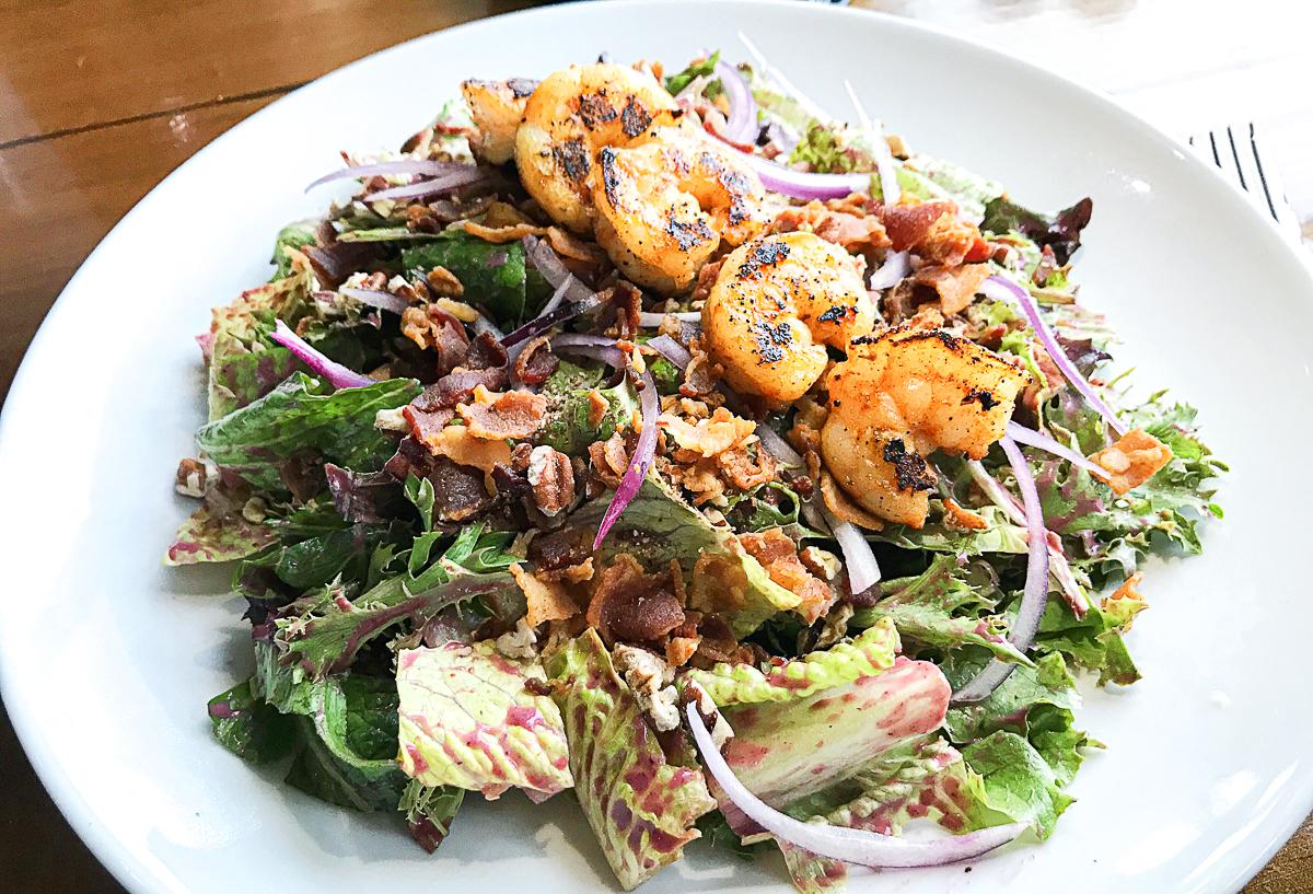 GT's on the Bay Shrimp Salad