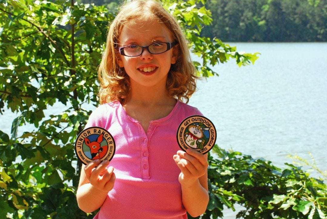 Kids Can Earn Junior Ranger Badges at Georgia's State Parks