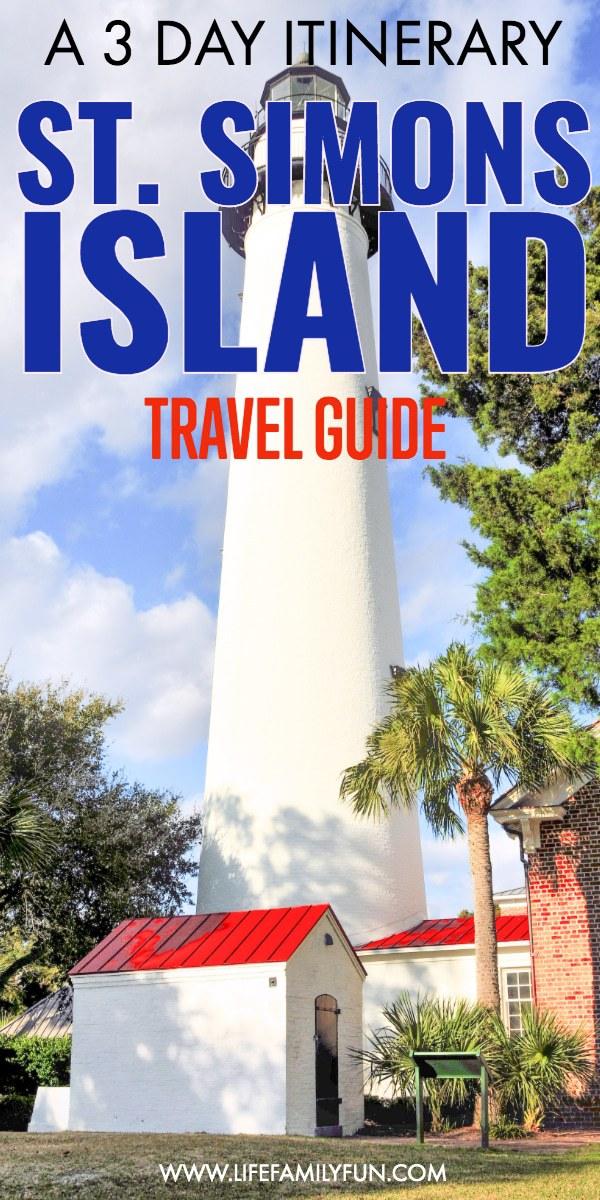 St Simons Island
