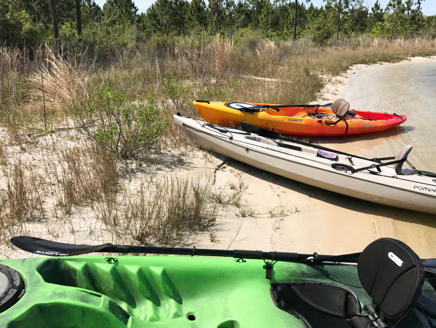 The Best Kayaking In Gulf Shores & Orange Beach Alabama