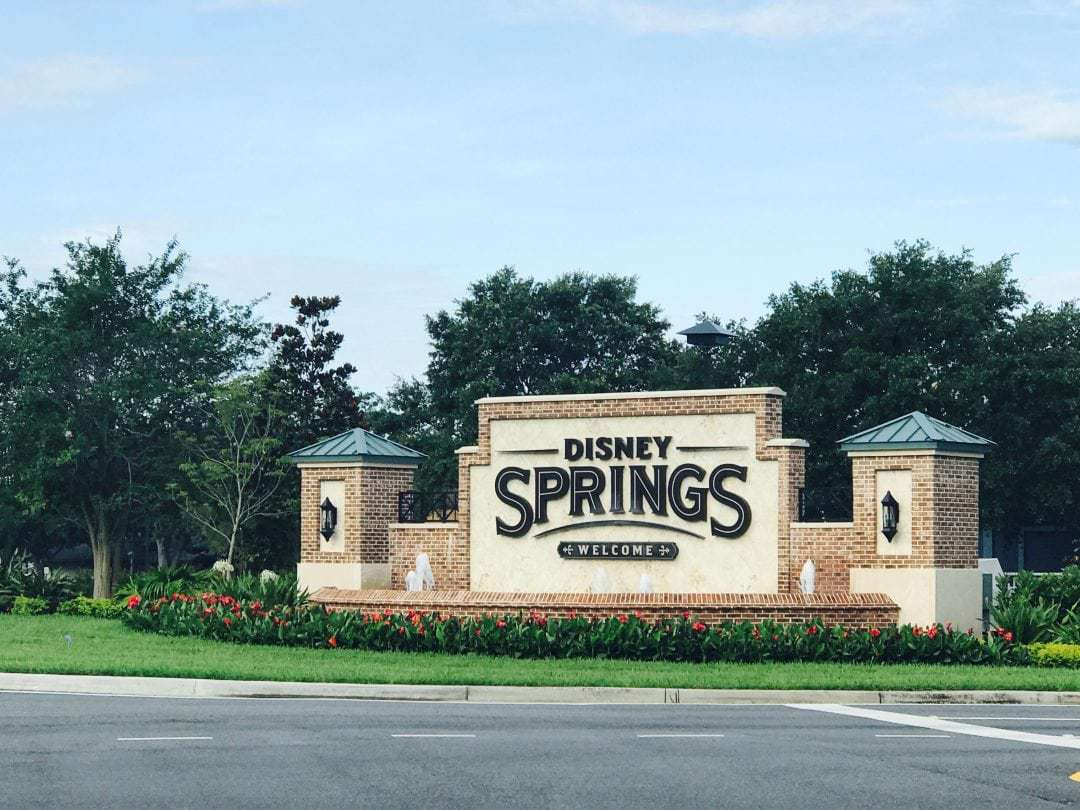 Why We Love the NEW Disney Springs