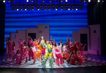 Review of Broadway Musical MAMMA MIA! #MammaMiaFarewellTour