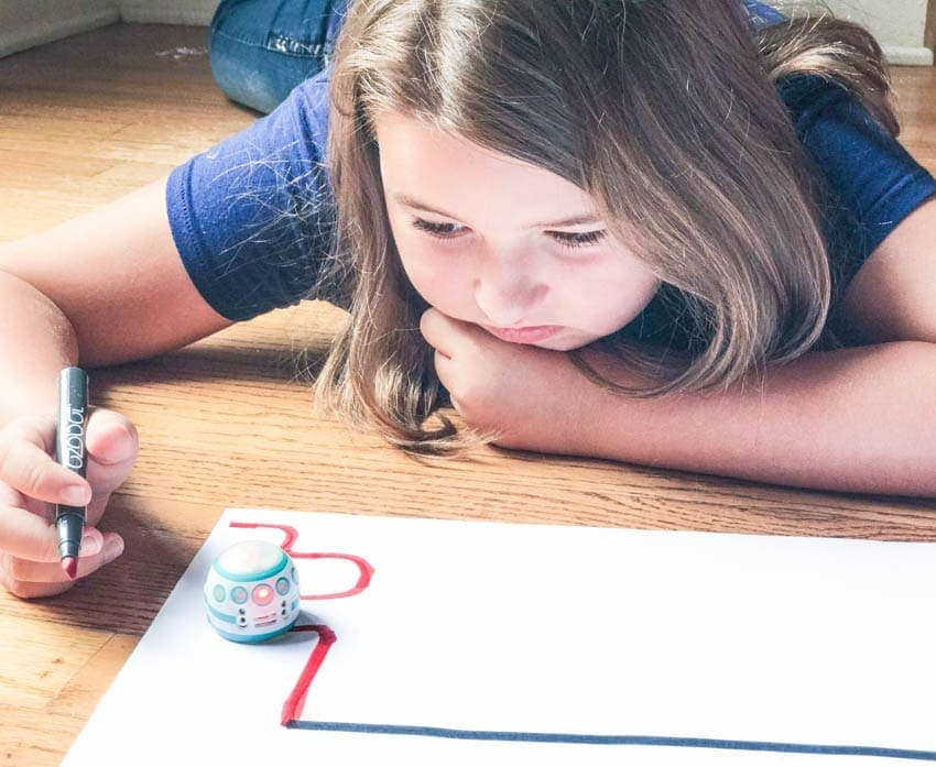 STEM Fun with Ozobot 2.0 Bit