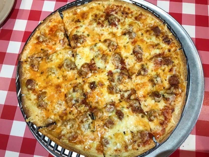 Authentic Aurelio's Family Pizzeria in East Cobb