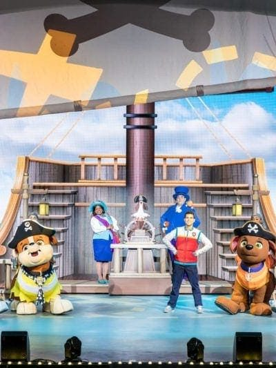 """Q & A: Tony Ardolino With PAW Patrol Live! """"The Great Pirate Adventure"""""""