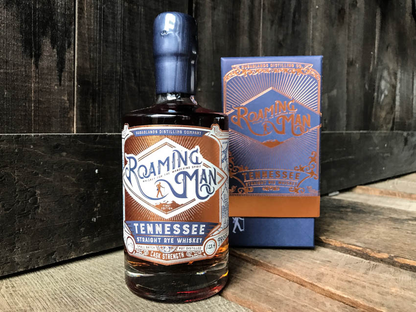 Roaming Man Whiskey