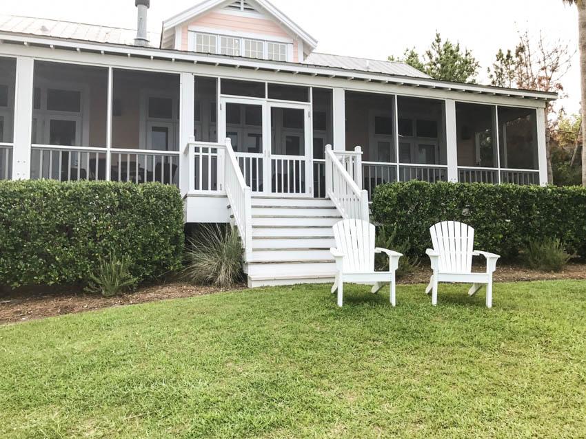 The Cottages on Charleston Harbor - A Gorgeous Harborside Retreat ...