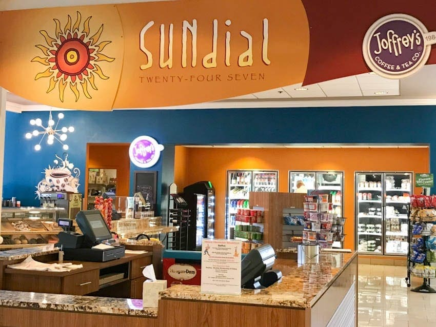 Sundial Cafe at Wyndham