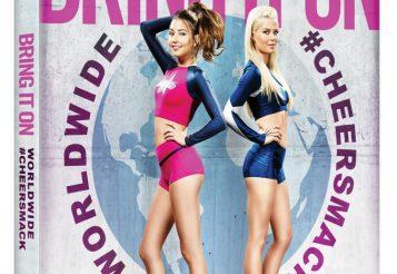 Bring It On: Worldwide #Cheersmack Movie Promotion