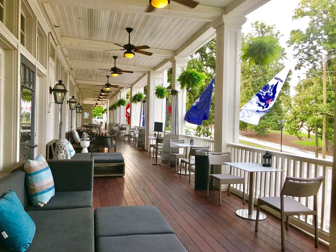 The Partridge Inn Augusta – Upscale Southern Charm