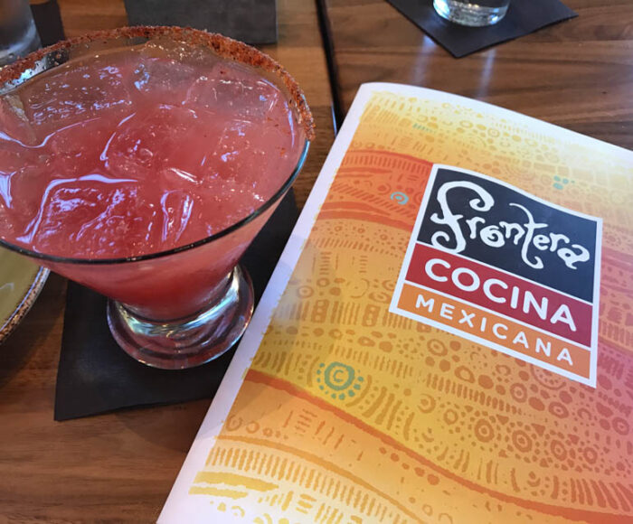 frontera Cocina full restaurant review