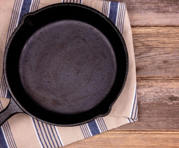 Caring For Your Cast Iron Skillet
