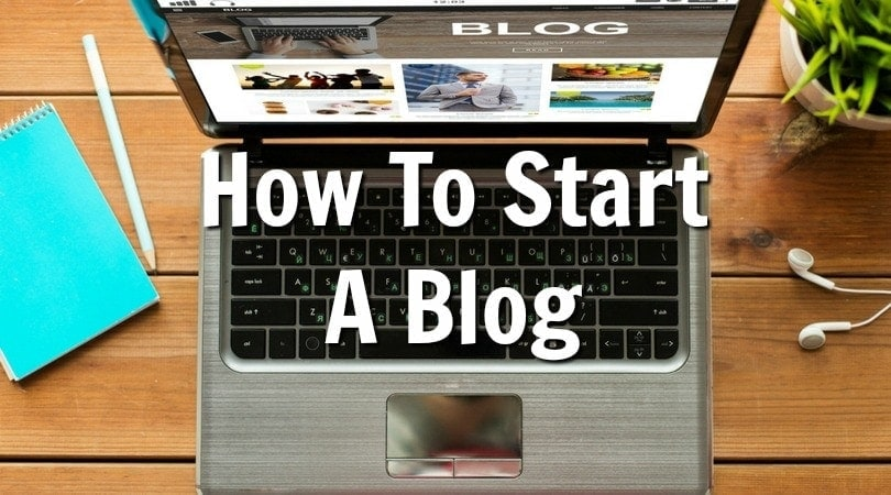 How To Start A Blog Using WordPress Easily