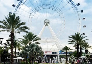 Family Fun Attractions at I-Drive 360