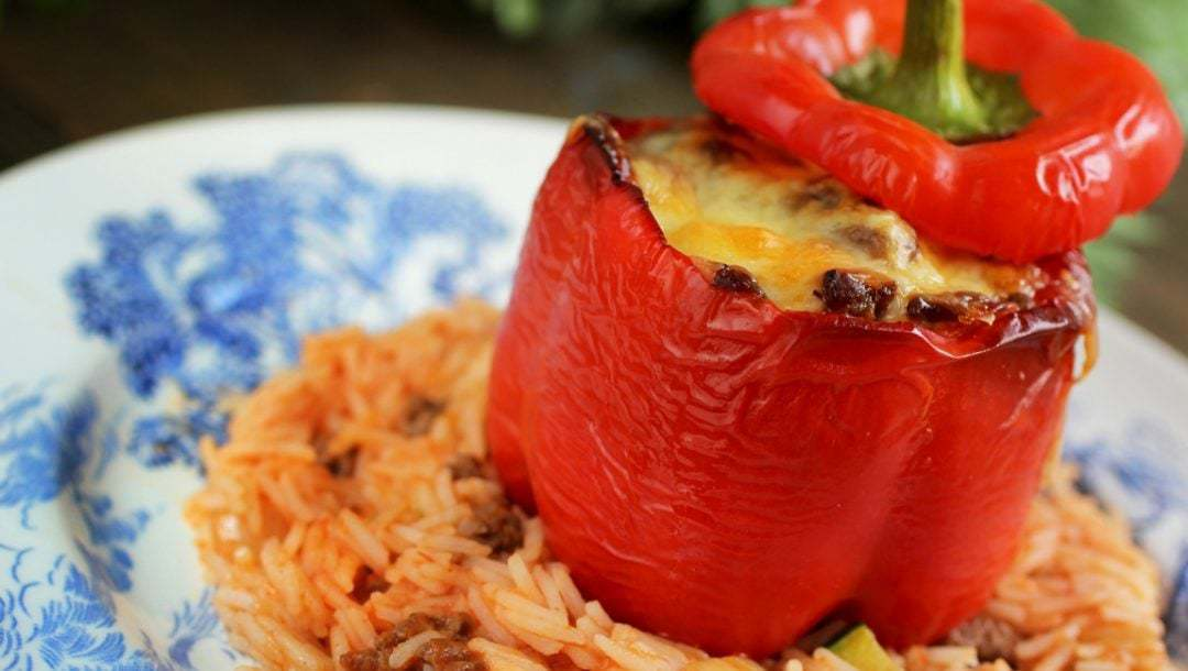 20 Delicious Stuffed Pepper Recipes