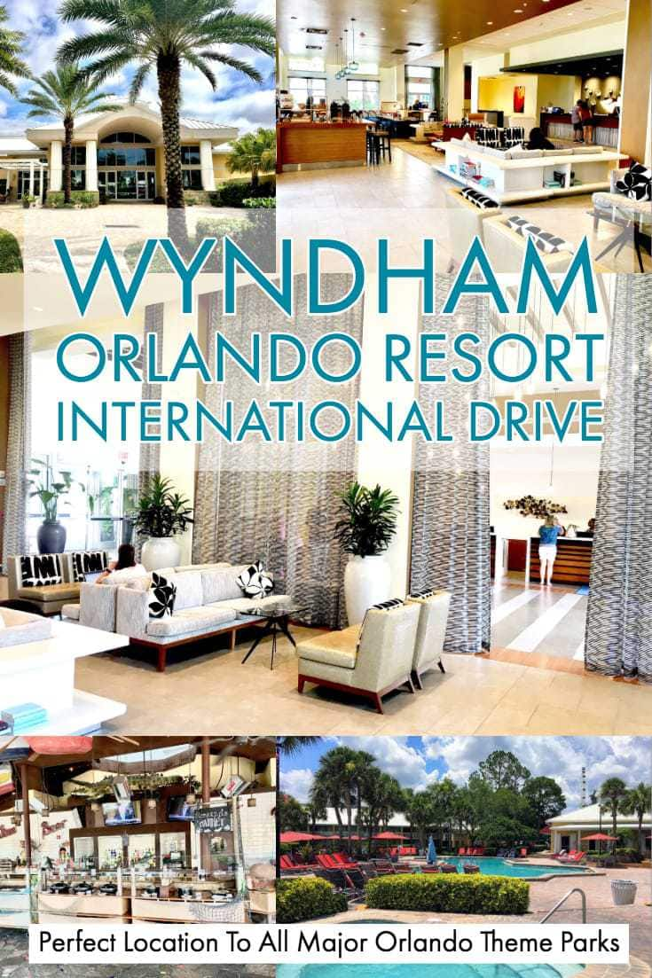 5 Things To Love About Wyndham Orlando Resort