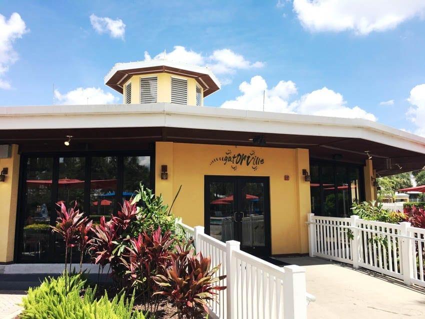 gatorville restaurant wyndham