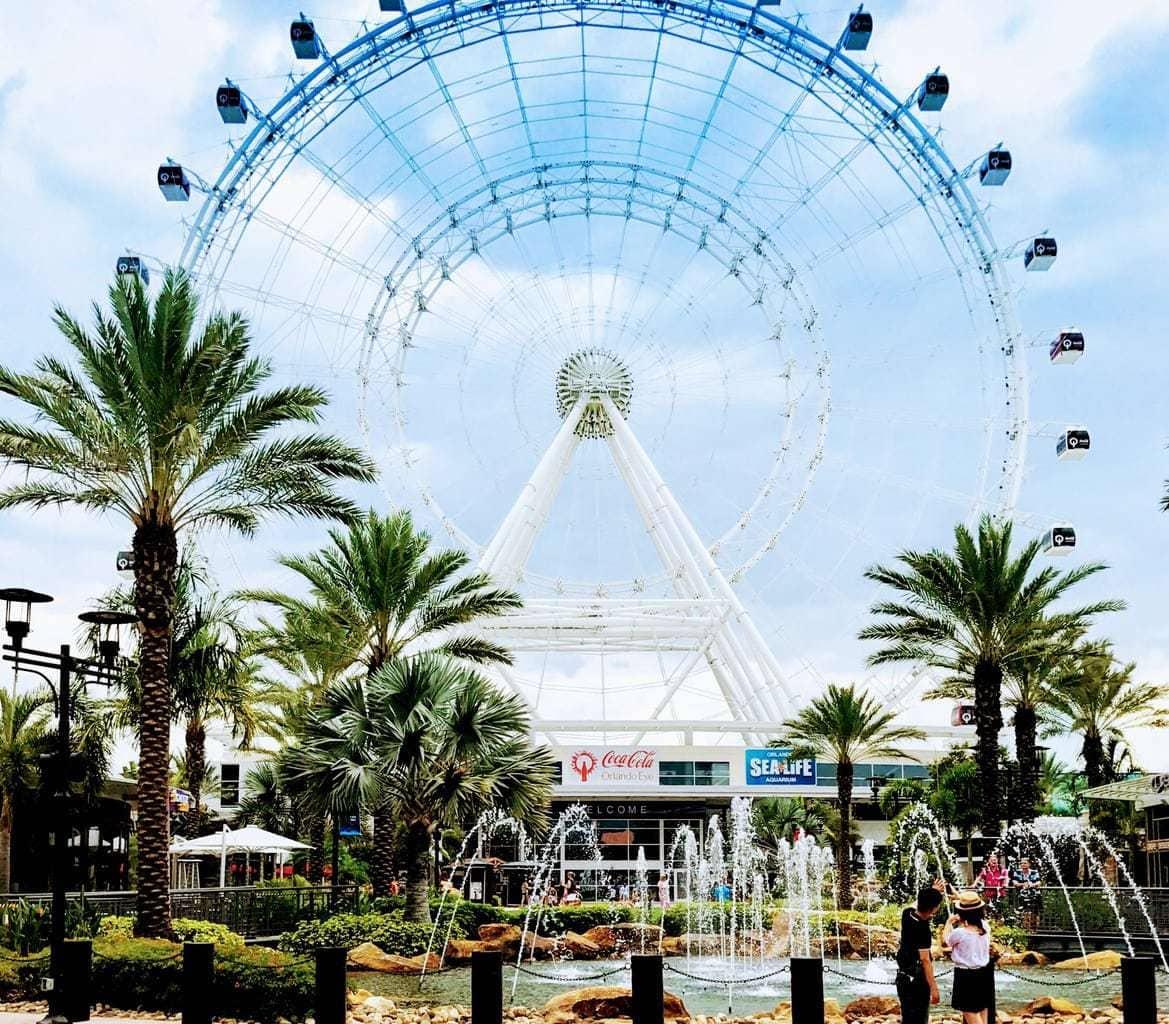 Icon Orlando Ferris Wheel