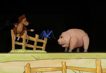 Don't Miss Upcoming Performances at Center for Puppetry Arts