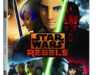 Star Wars Rebels Complete Season Three Movie Promotion