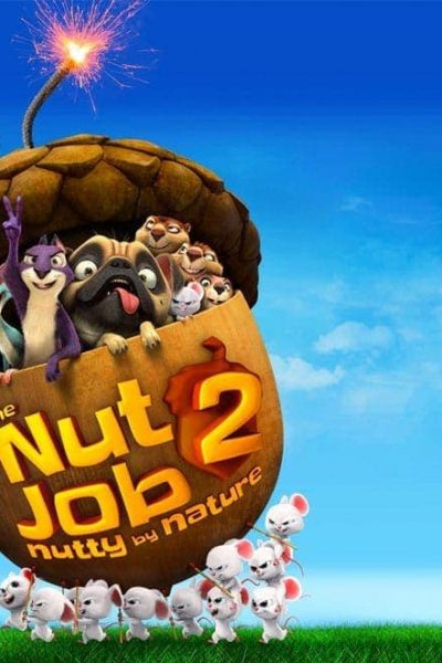The Nut Job 2: Nutty By Nature Movie Review