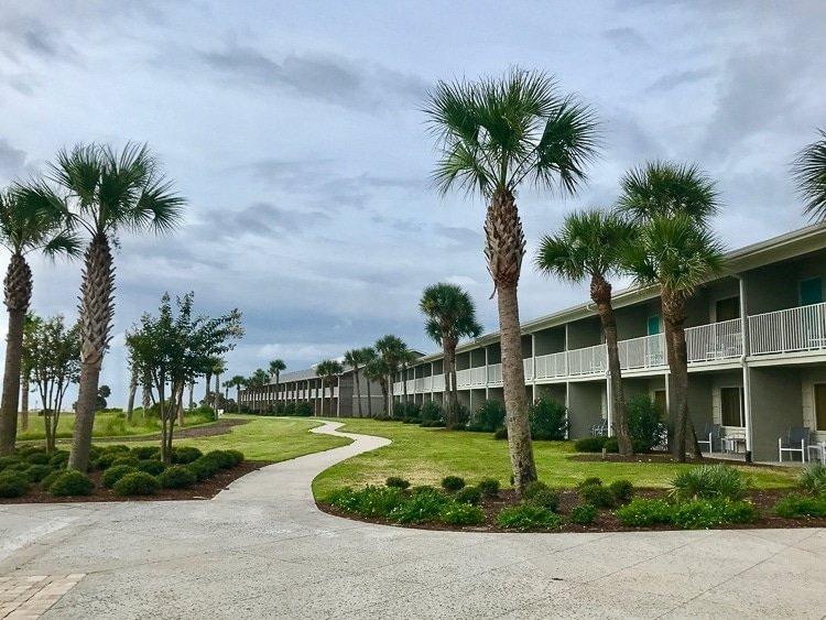 A Relaxing Weekend Getaway at Holiday Inn Resort in Jekyll Island