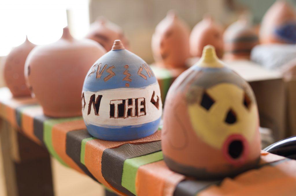 Tire City Potters, a ceramic studio