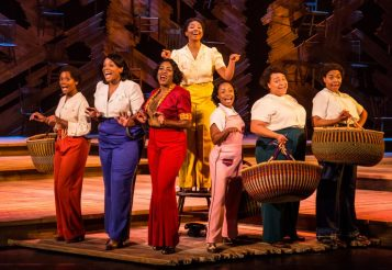 The Color Purple – Best Musical Performance of the Year!