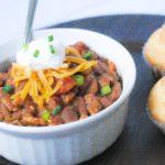 Cast Iron Cowboy Pinto Beans