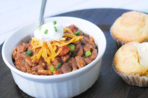 Cast Iron Skillet Cowboy Pinto Beans – Make Dinner Easy