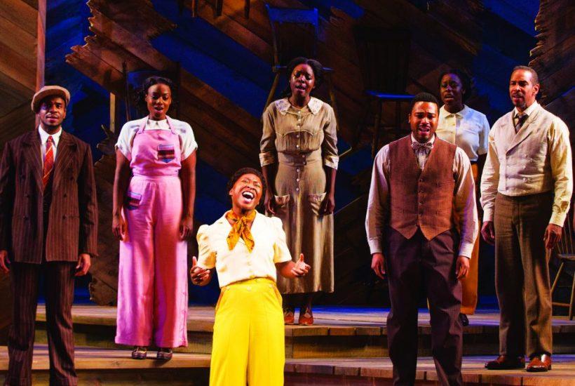 The Color Purple at The Fox Theatre in Atlanta