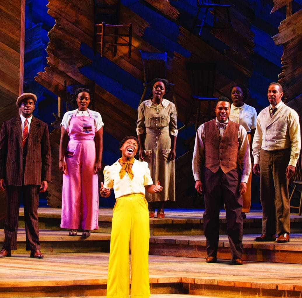 The Color Purple at Atlanta's Fox Theatre