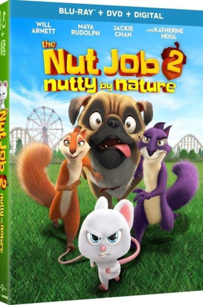 The Nut Job 2: DVD Combo Pack Promotion