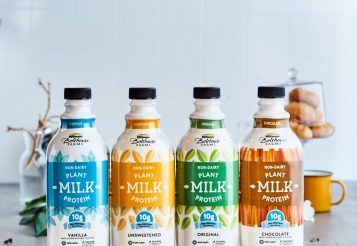 New Plant Protein Milk by Bolthouse Farms – Taste the Difference