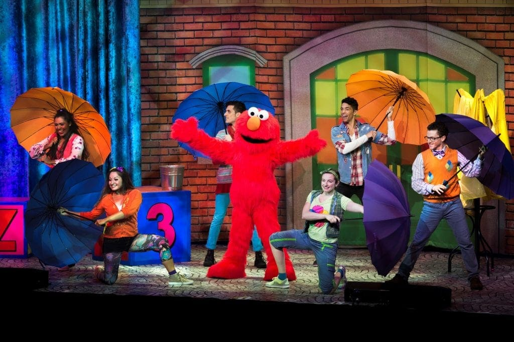 Sesame Street Live! Let's Party – Spreading Kindness in the Community