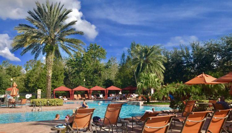 Tuscana Resort, Condos in Orlando, Condos near Disney World, Pool at the Tuscana Resort, places to stay in orlando, condos near disney