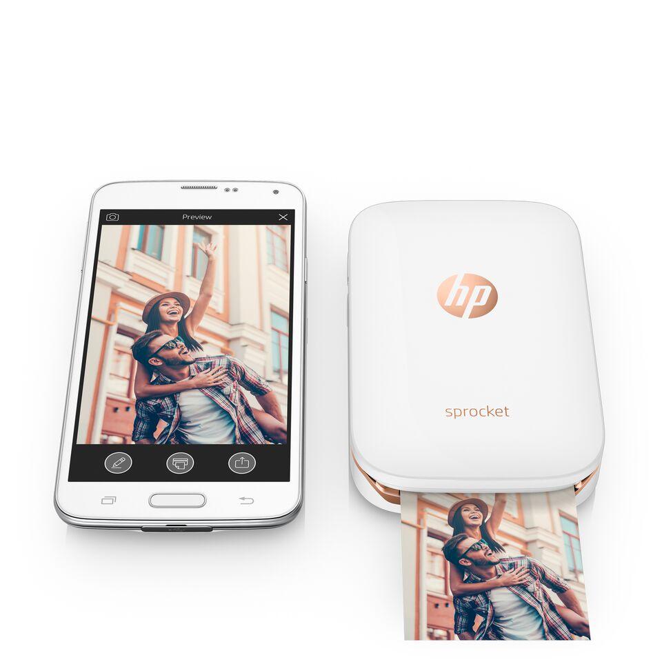 HP Photo Sprocket