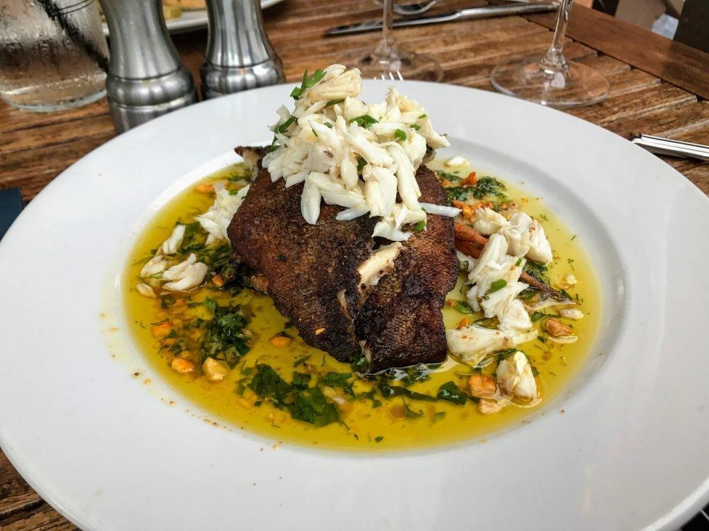 NC Trout, South Main Kitchen Menu, alpharetta restaurants