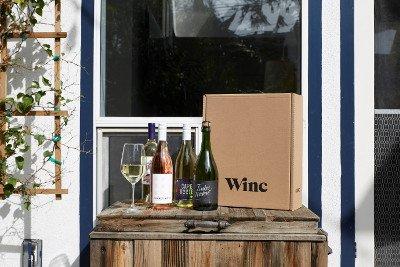 winc wine, wine as gift