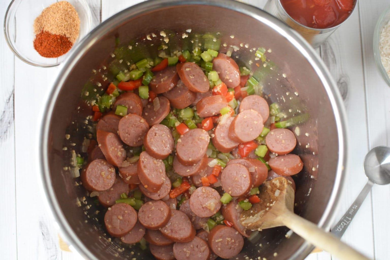 Instant Pot Jambalaya, Traditional Jambalaya, Jambalaya Instant Pot,