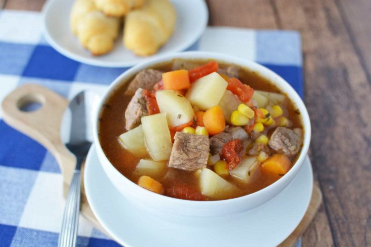 Instant Pot Beef Stew - A Classic Winter Recipe, Perfect For Cold Days