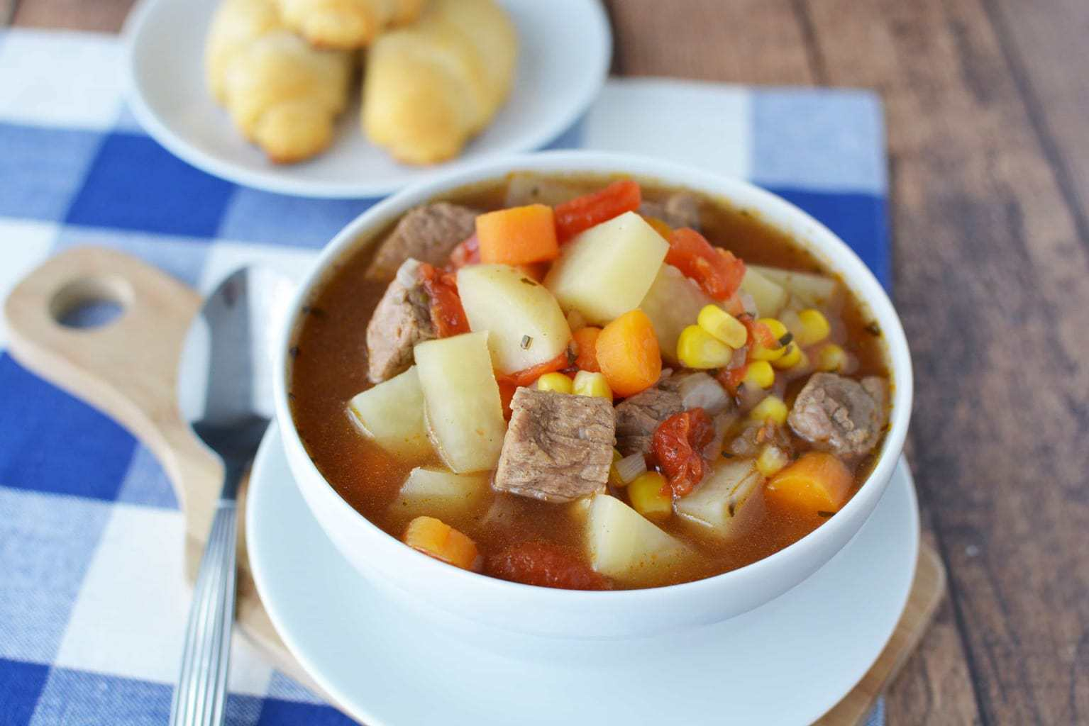 Instant Pot Beef Stew – A Classic Winter Recipe, Perfect For Cold Days