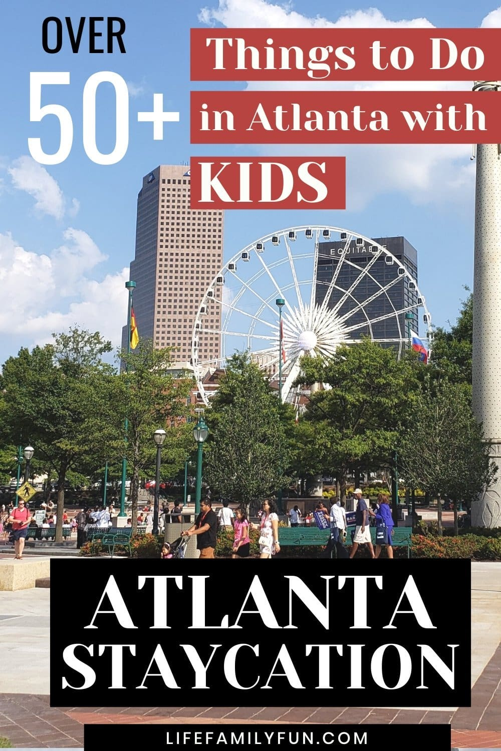 atlanta staycation ideas