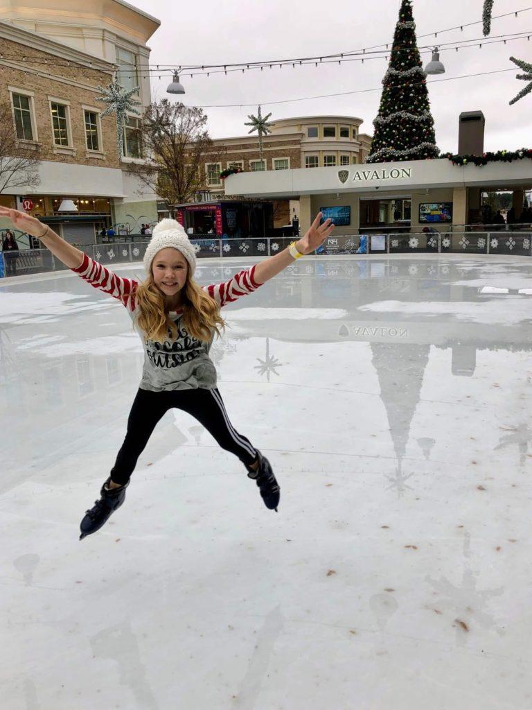 Avalon on Ice, Alpharetta