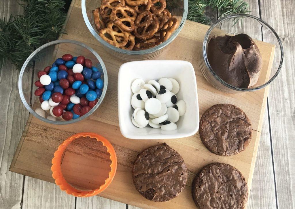 Reindeer Brownies Recipe