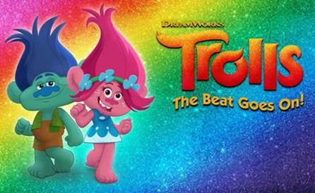 Trolls The Beat Goes On Season 2