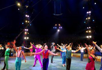 Big Apple Circus Returns to Alpharetta – 40th Anniversary National Tour
