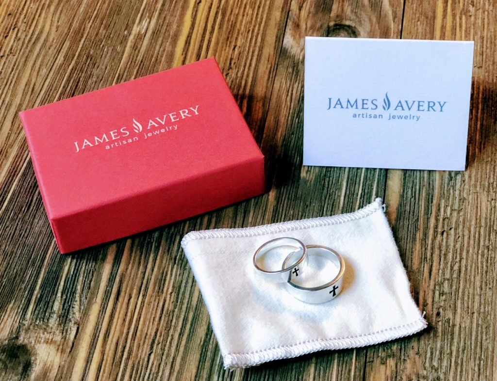 love story, James Avery, James Avery jewelry, James Avery Valentine's Day collection, James Avery jewelry in Norcross, custom designed jewelry